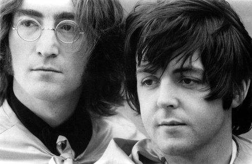A report on the beatles the role of paul mccartney and john lennon