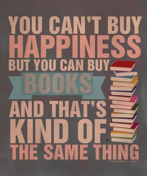 Quotes About Books And Reading Tumblr book, books, ha...