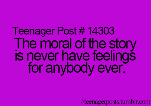 Love Quotes Teenage Posts : Teenager Post Love Quotes. QuotesGram