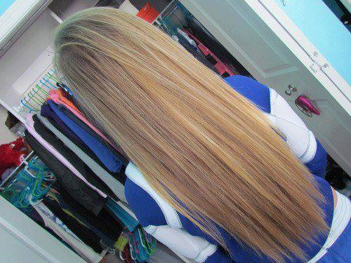 blond, girl, hair, long, nice