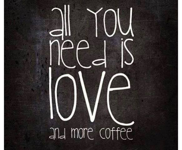 beatles, coffee, love