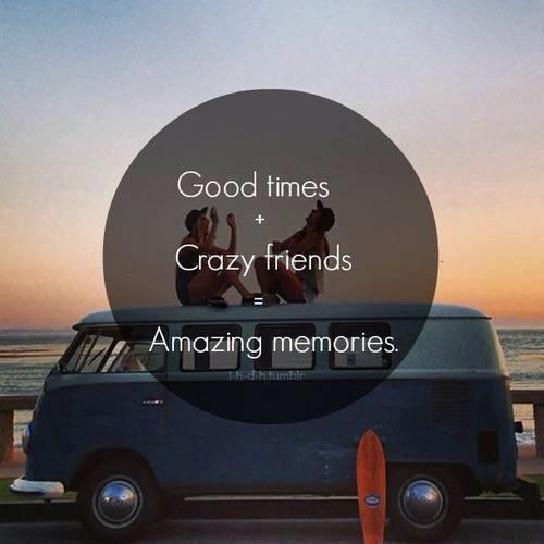 Friendship And Memories Quotes Tumblr : Visual statements image by ona on favim