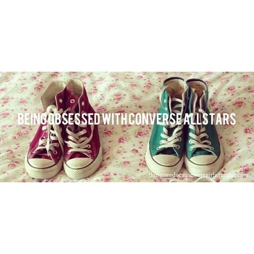Quotes About Friendship And Shoes : Red Converse Tumblr