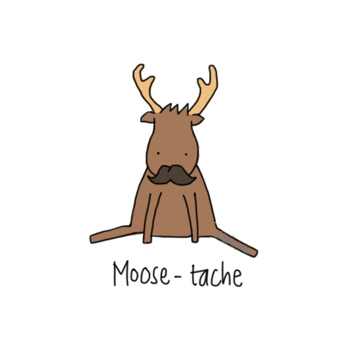 Moose Drawing Cute Animal Art Cute Draw Moose
