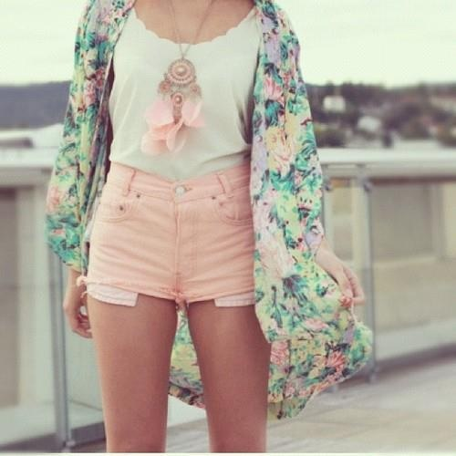 Summer Fashion Via Tumblr Image 910284 By Mollyroop On
