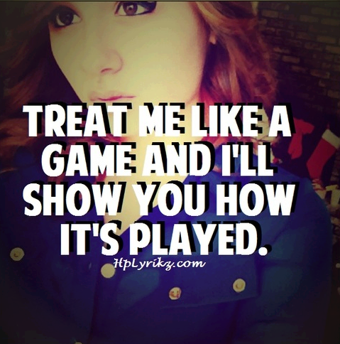 Girl Gamer Quotes Quotesgram