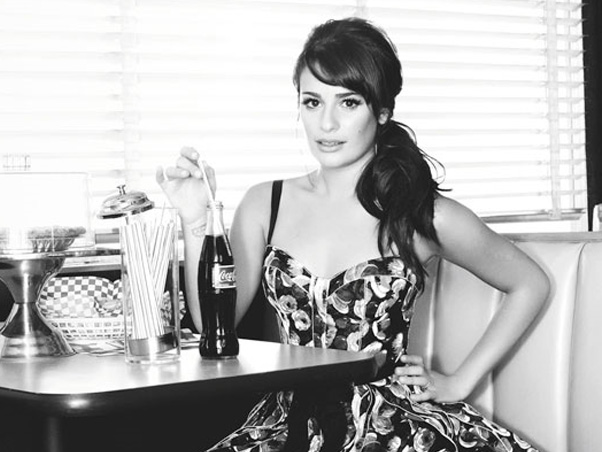 Lea michele via facebook image 920640 by korshun on - Lea michele diva ...
