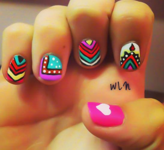 We Love Nails: Via Facebook - Image #919777 By Awesomeguy