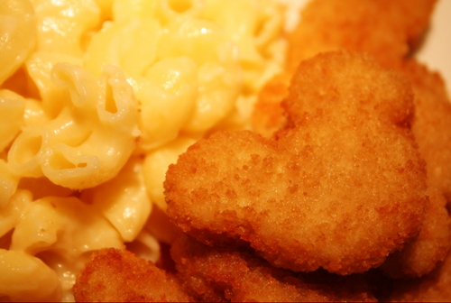 adorable, cheese, chicken and mickey mouse