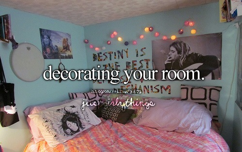 Slaapkamer Pimpen Best : Just Girly Things Room
