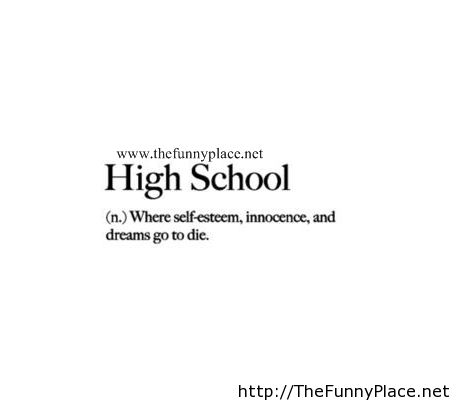 funny high school quotes quotations quote