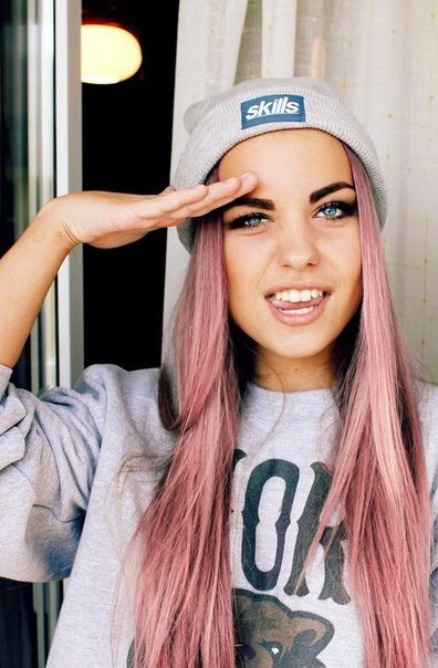 Pastel Pink Hair Image 942822 By Awesomeguy On Favim Com