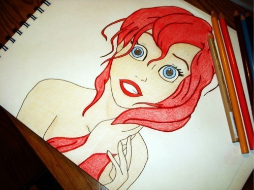 Ariel Tumblr Drawing 948523 drawings tumblr