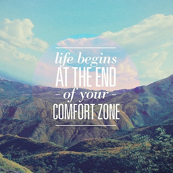 begin, end, life and quote