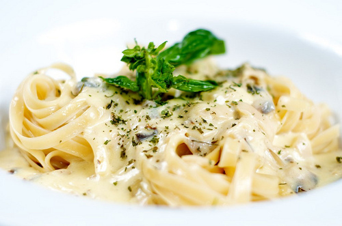 carbonara, creamy, delicious and dish