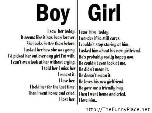 Girl And Boy Quotes Conversations : Funny Boy Girl Conversation Quotes. QuotesGram