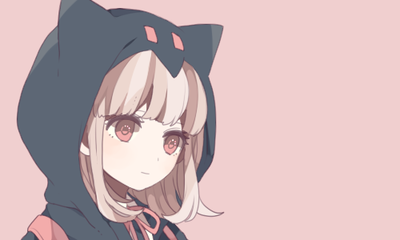 anime, cute, shoujo, adorable, kawaii, girl, illustration, manga, dangan ronpa