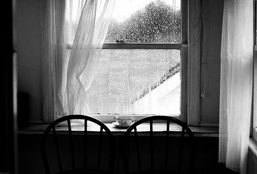 afternoon, amazing, b&w, beautiful, black and white, coffee, couple, cute, dream, home, home sweet home, house, life, love, nature, photography, rain, travel, we heart it, window, ♥