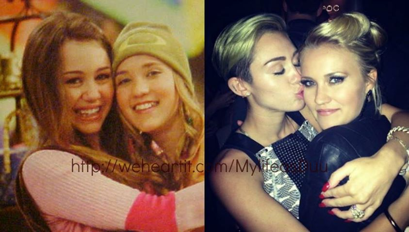 disney, emily osment, hannah montana and miley cyrus