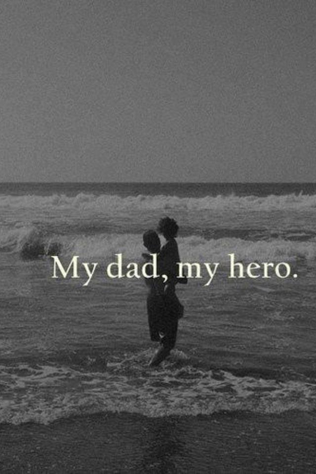 my dad is my hero A hero puts his best self forward and uses compassion, kindness, empathy, and non-violence to serve humanity, whether that is the entire world or his immediate family service without expectation of material gain or recognition is a true act of heroism, and my father is famous for his generosity.