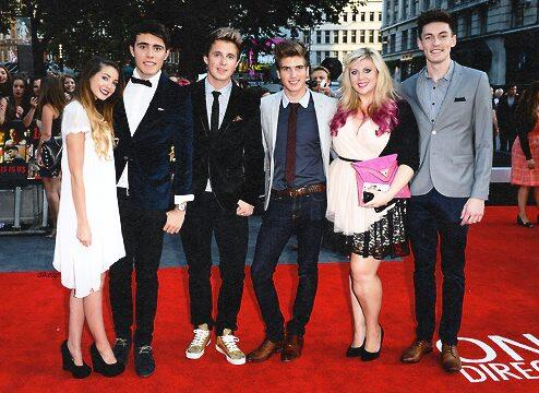Zoella And One Direction