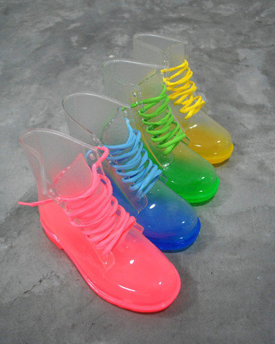 boots, clear, cool and cute