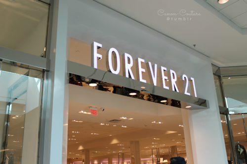 Forever 21 | via Tumblr - image #980045 by awesomeguy on ...
