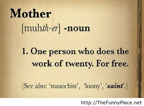 Why You Should Love Your Mom Funny Image 982246 By
