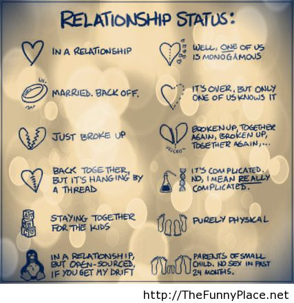 Relationship status new - Funny Pictures, Awesome Pictures, - image ...