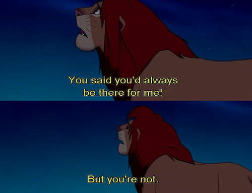 lion king, love, quotes, stars - image #3124282 by rayman on ...