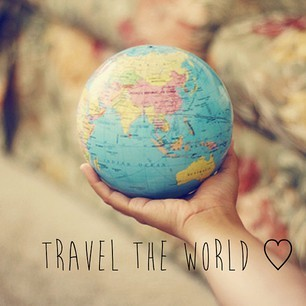 Travel the world   via Tumblr - image #986512 by ...