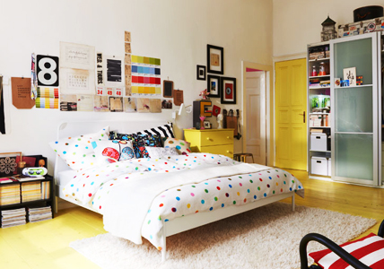 bett duken von ikea jugendzimmer m bel f r image. Black Bedroom Furniture Sets. Home Design Ideas