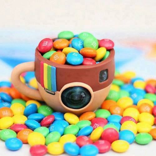 eat, love, instagram, art, colors, lol, m&ms, perfection