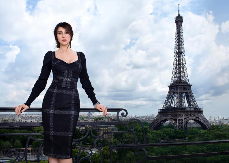 beauty, fashion, monica bellucci, monica belluci, paris, pariz, photography