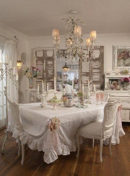 beautiful, home, shabby chic and vintage