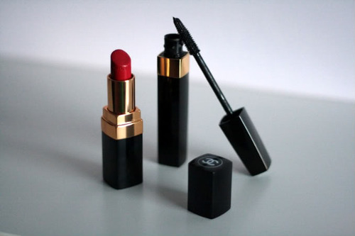 beauty, black, chanel and classy