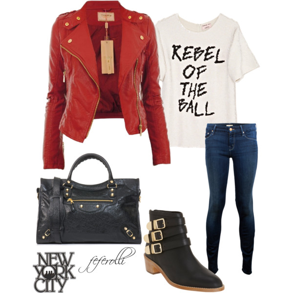 Rock A Gray Hat And Leather Jacket For Fall: Image #1021255 By Awesomeguy On Favim.com