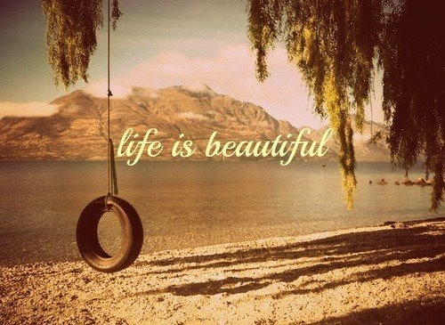 my life is beautiful essay Life Is Beautiful