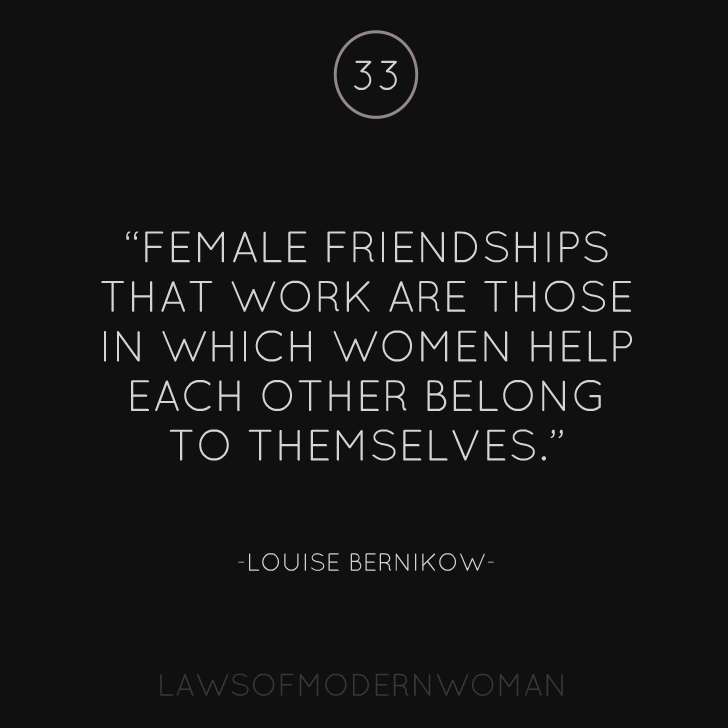 Funny Quotes For Female Friends : Original size of image favim