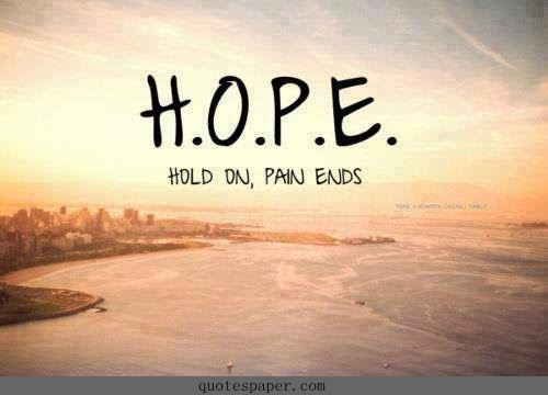 hold on pain ends inspirational quotes image 1024884