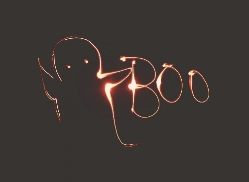 boo ,*  We Heart It - image #1027555 by Speen on Favim.com