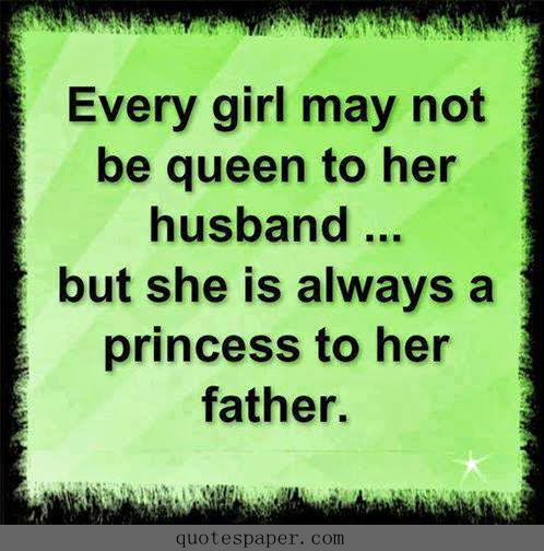daddys princess quotes quotesgram