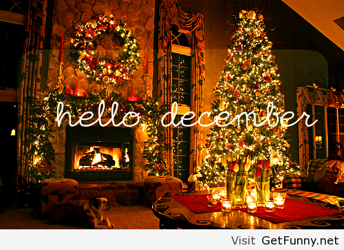 December Christmas Quotes. QuotesGram