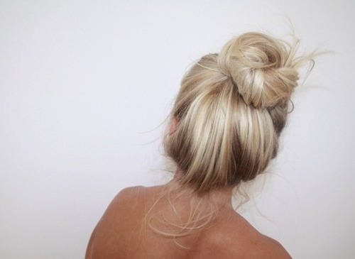 Blonde Hipster Girl  Long Hairstyles How To