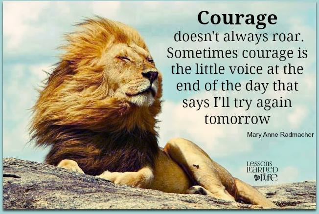 Lion Quotes Courage Li...