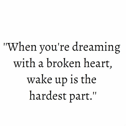 b&w, broken heart, couple and dream