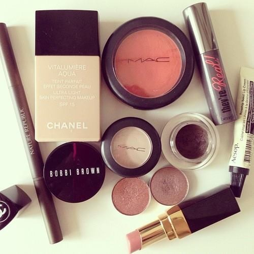 beauty, cosmetics, mac and makeup