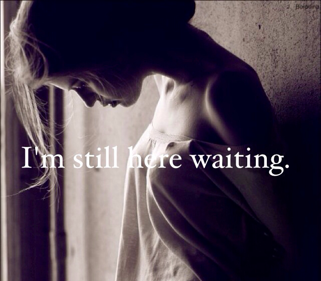 waiting girl quotes - photo #10