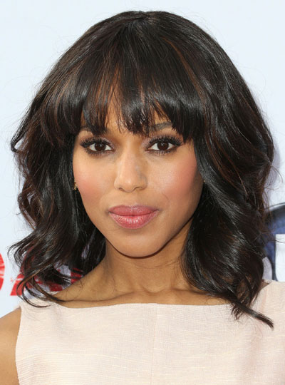 kerry washington, lace wigs, rpgshow human hair