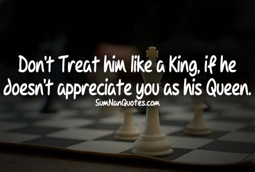 King And Queen Chess Quotes Traffic Club